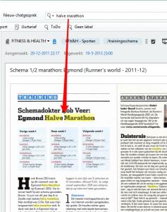 Evernote kan zoeken in ingescande PDF-bestanden
