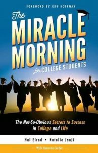 Boek: The miracle morning for college students