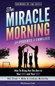 Boek: The miracle morning for parents & families